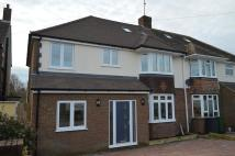 semi detached property in Stratton Gardens, Luton...