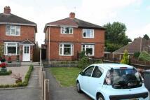 2 bedroom semi detached house in Station Road, Mickleover...