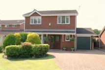 Detached house in Morley Road, Oakwood...