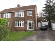 semi detached house for sale in Breedon Avenue...