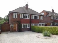 3 bed semi detached home in Broadway, Derby