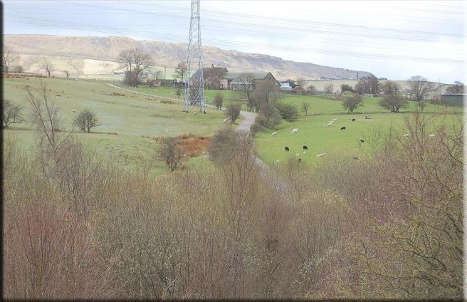 View to Hambledon Hill