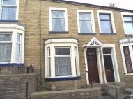 3 bed Terraced house in Wickworth Street, NELSON...