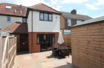 3 bedroom End of Terrace property in Wendover Road...