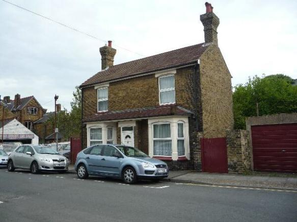 Double fronted detached house.