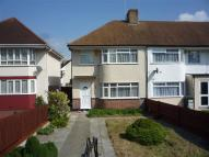 3 bed semi detached property in Rochester Road, Gravesend