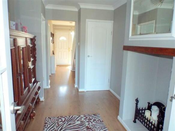 Hallway Continued