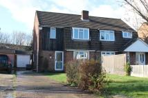 semi detached house in Forge Close...
