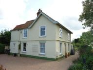 Detached house in Palmers Lane, Aylsham...