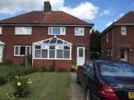 Hungate Street semi detached house for sale
