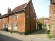 End of Terrace house in Aylsham