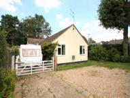 Detached Bungalow for sale in FLEET, Hampshire