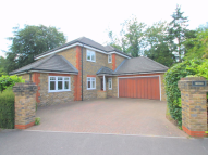 Detached house for sale in Hawley, Camberley, Surrey