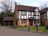 Detached home for sale in Bagshot, Surrey