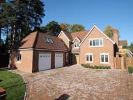 new property in Lightwater, Surrey