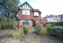 4 bedroom Detached property in Bramhall Lane South...