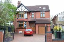 Woodsmoor Lane semi detached property for sale