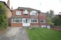 5 bedroom Detached house in Waterloo Road, Bramhall...