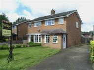 3 bed semi detached property in Mallard Crescent...