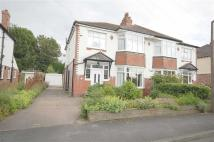 Earle Road semi detached property for sale
