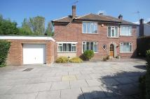 4 bedroom Detached home in Bridge Lane, Bramhall...