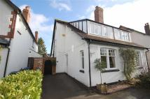 4 bed semi detached house in Acre Lane, Cheadle Hulme...