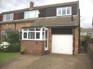 3 bedroom semi detached house to rent in Cromwell Avenue, Marple...