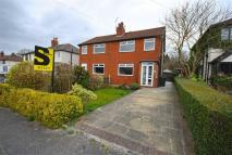 3 bed semi detached property in Oak Grove, Poynton...