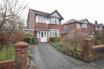 Detached home for sale in Woodsmoor Lane...