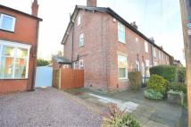 3 bed End of Terrace house in MOSS LANE, Bramhall...