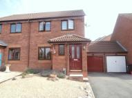 3 bedroom semi detached home in Thornhill Drive...