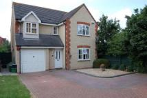 4 bed Detached house to rent in Harding Close, Faringdon...