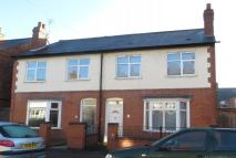 semi detached home to rent in King Edward Road...