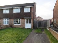 3 bedroom semi detached property to rent in Trevino Drive...