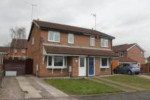 3 bed semi detached house in Broughtons Field...