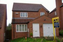 3 bedroom Detached property to rent in Forest Rise, Desford...