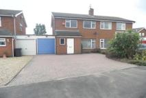 3 bed semi detached house to rent in The Meadows...