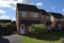 3 bed semi detached house in Whitebeam Close...