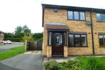 2 bedroom semi detached house in Woodhouse Road...