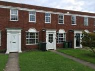 Hardwick Crescent Town House to rent