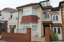 semi detached house in Woodfield Way...