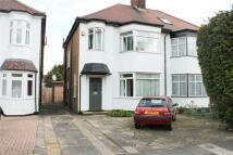 4 bedroom semi detached home in Passmore Gardens, London...