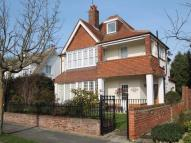 Detached home for sale in Oxford Road...