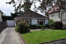 Detached Bungalow for sale in Glebe Way...