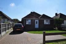 3 bed Detached Bungalow in FRINTON ROAD...