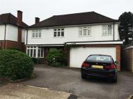 4 bedroom Detached property to rent in Dorling Drive, Epsom