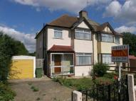 3 bed semi detached property in Crosslands Road...