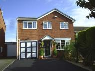 Detached house in Padstow Way, Trentham...