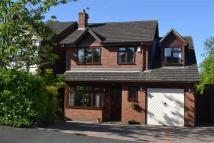 4 bed Detached house in Terrington Drive...