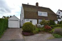 3 bed semi detached house in Whitmore Road, Trentham...